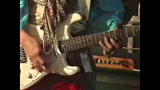 Stevie Ray Vaughan Pride And Joy Live In Cotton Club 1080P
