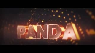 My panda intro