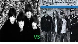Enter Day Tripper - The Beatles vs Metallica vs Ting Tings by Faroff