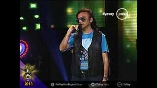 Casting Yo Soy Ian Gillan (Deep Purple) (06/06/2013)