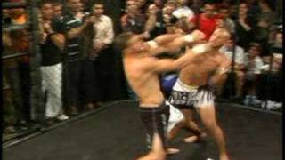 Bare Knuckle MMA Cage Fighting
