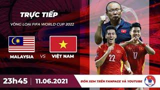 🔴 Trực tiếp | Malaysia - Việt Nam | Vòng loại World Cup 2022 | VFF Channel