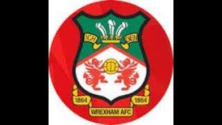 Hino do WREXHAM AFC - Pais de Gales