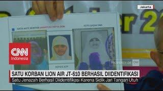 Satu Korban Lion Air JT-610 Berhasil Diidentifikasi