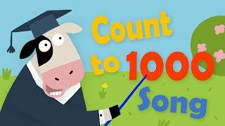 Count to 1000 Song