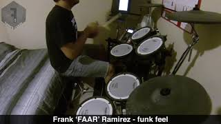 Funk - Cold Sweat (Instrumental) by James Brown (Drum Cover)