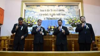 """Cuarteto """"Voces del Rey"""",nuevos aires, IEP-Ñuñoa."""