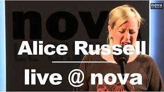 Alice Russell - Heartbreaker • Live @ Nova