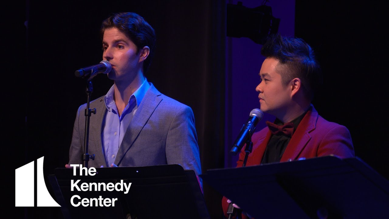 Cheeyang & Eric, Live at Kennedy Center