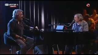 """Jorge Palma & Sérgio Godinho - """"Juntos"""" (Espalhem a Notícia/Bairro do Amor)"""
