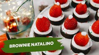 Brownie Natalino | Colher de Sopa