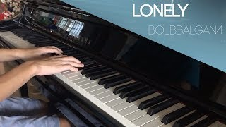 Bolbbalgan4(볼빨간사춘기) - Lonely Piano Cover