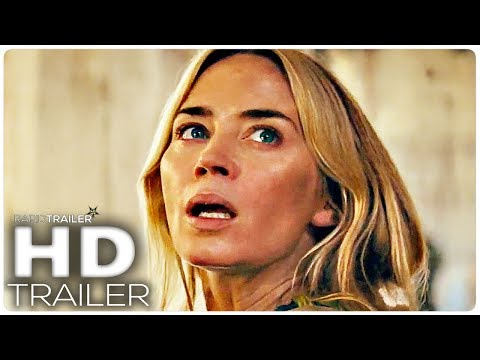A QUIET PLACE 2 Final Trailer Extended (2020) Emily Blunt, Horror Movie HD