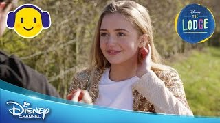 The Lodge | Starting Over Starting Now Music Video | Official Disney Channel UK
