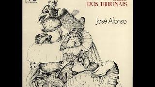 José Afonso - Coro dos tribunais (1974)