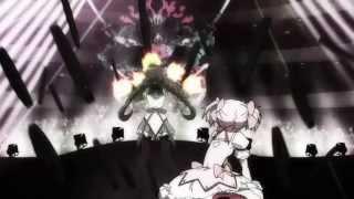 Puella Magi Madoka Magica - Homura saves Madoka ( Kill Sayaka Witch ) Timeline 3