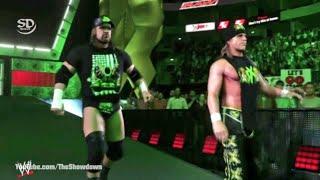 DX in WWE2K18 | WWE 2K18 Entrance
