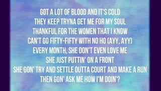 Drake - I'm Upset (Lyrics)