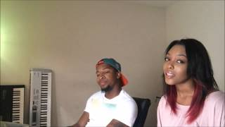 "Chris Brown ""Yo (Excuse Me Miss) (cover) - Christen & Justin"