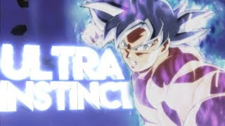 Mastered Ultra Instinct Goku vs Jiren - [Dubstep Remix]