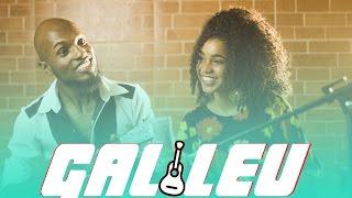 Washington Miquéias -Galileu ukulele (fernandinho) feat -Joice Oliveira