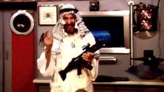 THE WORLD ANGRIEST TERRIOST AMASO NIB NEDAL