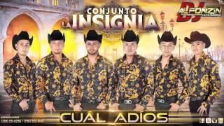 Conjunto la Insignia - Cuál Adiós | 2015
