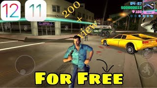 How to download gta vice city in your iOS phones or 5s,6,7 and Link I give in description👇🏻👇🏻👇