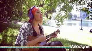 Anuhea Exclusive Remix With vFree Skin Covers [Velodyne Office Video]