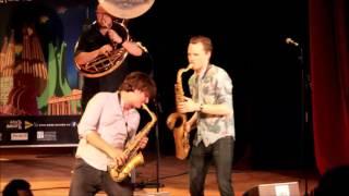 Broken Brass Ensemble 3 (Lean On Cover)