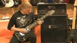 Jeff Loomis v Music City - Schecter Omen Extreme 7