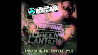 Eminem Invasion Freestyle Pt.3