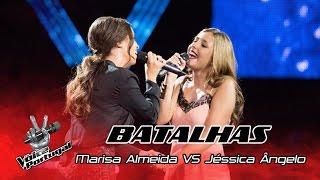 Marisa Almeida VS Jéssica Ângelo – When You Believe | Batalhas | The Voice Portugal