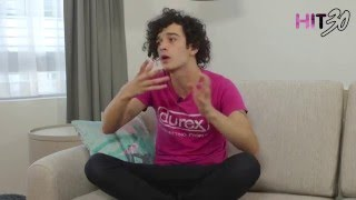 The 1975's Matty Healy Chats About Naming the New Album!   Hit 30