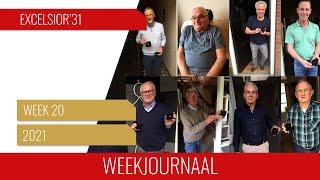 Screenshot van video Excelsior'31 weekjournaal - week 20 (2021)
