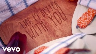 Michael Franti & Spearhead - Life Is Better With You (Lyric Video)