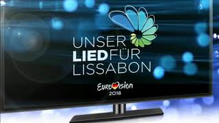 Michael Schulte - You Let Me Walk Alone (Unser lied fur Lissabon - Germany 2018)