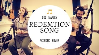 Bob Marley - Redemption Song [Acoustic Cover by Pertinach & Jas Mina] 4K HD Video