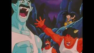 DBGT Goku's Final Visit To Piccolo