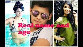 Baal Veer Actors | RealName | Real Age  of baal veer Cast | Anushka Sen | Dev Joshi