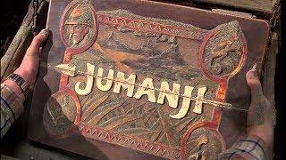 """Jumanji'den O Sahne! """"Gök Gürlemesi Sanmayın!"""""""