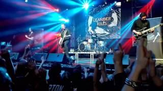 Leander Kills - Madár  - Barba Negra Music Club - 2017.03.25
