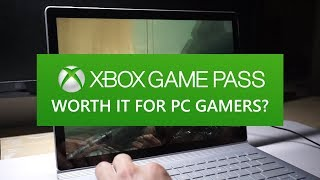 Xbox Game Pass: Worth it for PC Gamers?