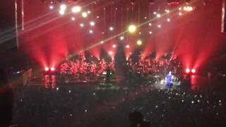Millésime Pascal Obispo Zénith Amiens 08.12.2016 Symphonique