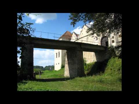 Castle of Swirzh, Lviv region, Ukraine