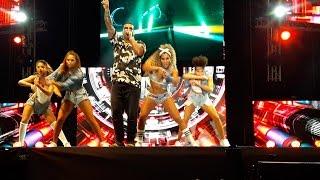 Daddy Yankee Hula Hoop Uruguay