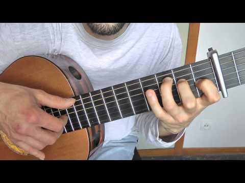 Comment jouer Chanson pour l'Auvergnat de Georges Brassens à la guitare