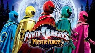 Power rangers fuerza mística/ opening español latino fandub