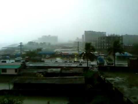 Bangladesh Cox'sbazar Depression Storm part 1.MP4