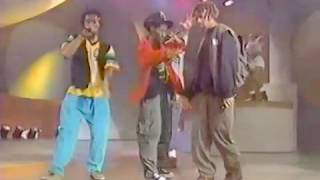 Soul Train 94' Performance - Boogiemonsters - Recognized Thresholds Of Negative Stress!